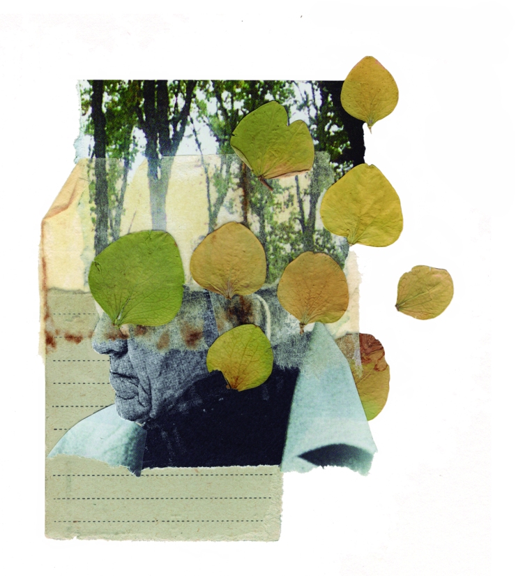 Paloma González - Collage1- Tu recuerdo